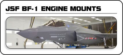 JSF BF-1 ENGINE MOUNTS